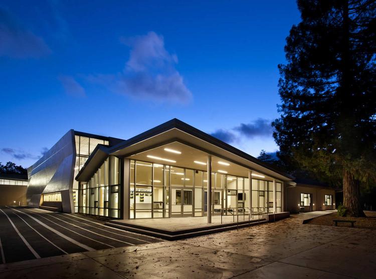 Menlo School MAC / Kevin Hart Architecture, © Bernard Andre