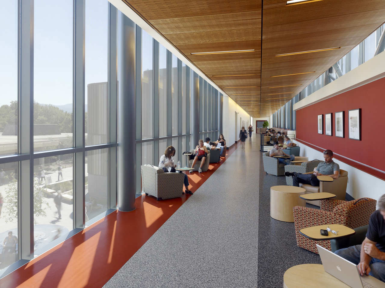 West Valley College Interior Design Gallery Of West Valley College  Steinberg Architects  15
