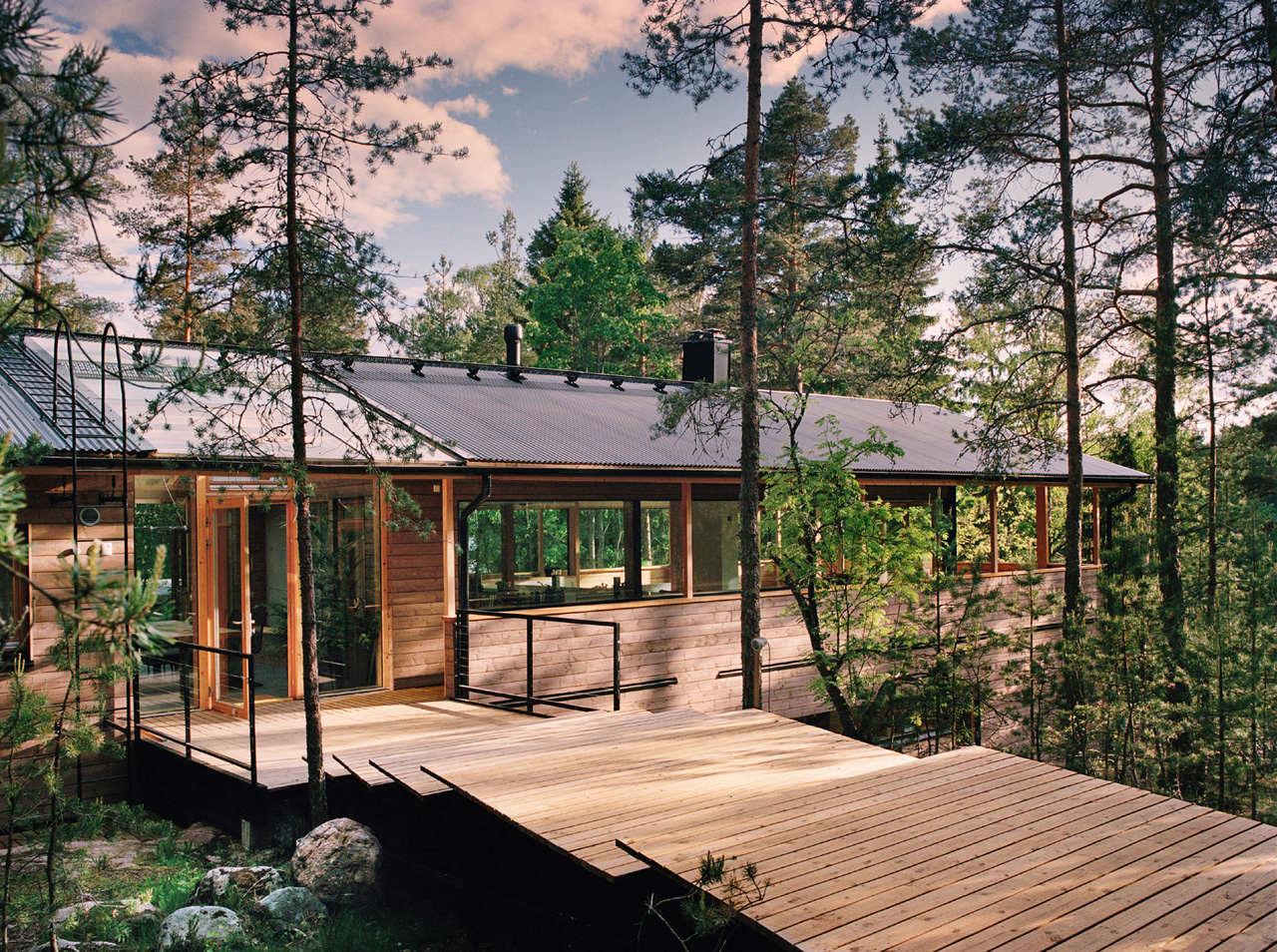 House Kekkapaa / POOK Arkkitehtitoimisto Oy + Katariina Rautiala and Pentti, © Antti Hahl