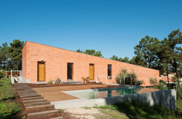 Conde House / SAMF Arquitectos, © Daniel Malhão