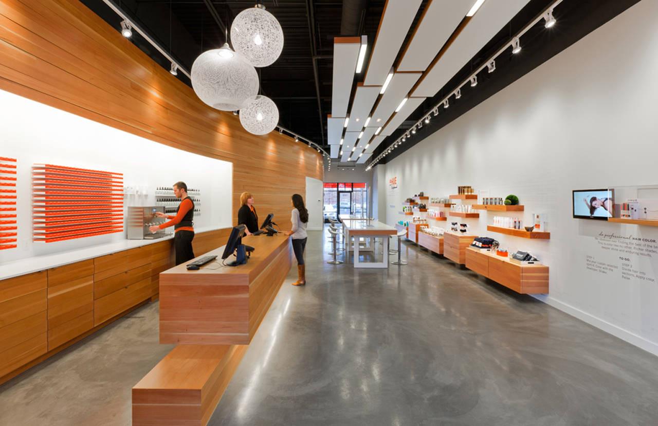 dpHUE Concept Store / Julie Snow Architects, © Paul Crosby