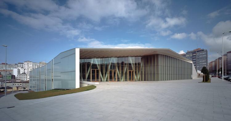 Agora Sociocultural Center / Rojo/Fernández-Shaw  +  Liliana Obal, © Hisao Suzuki