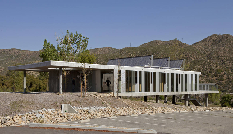 Silverwood Lake / Touraine Richmond Architects | ArchDaily