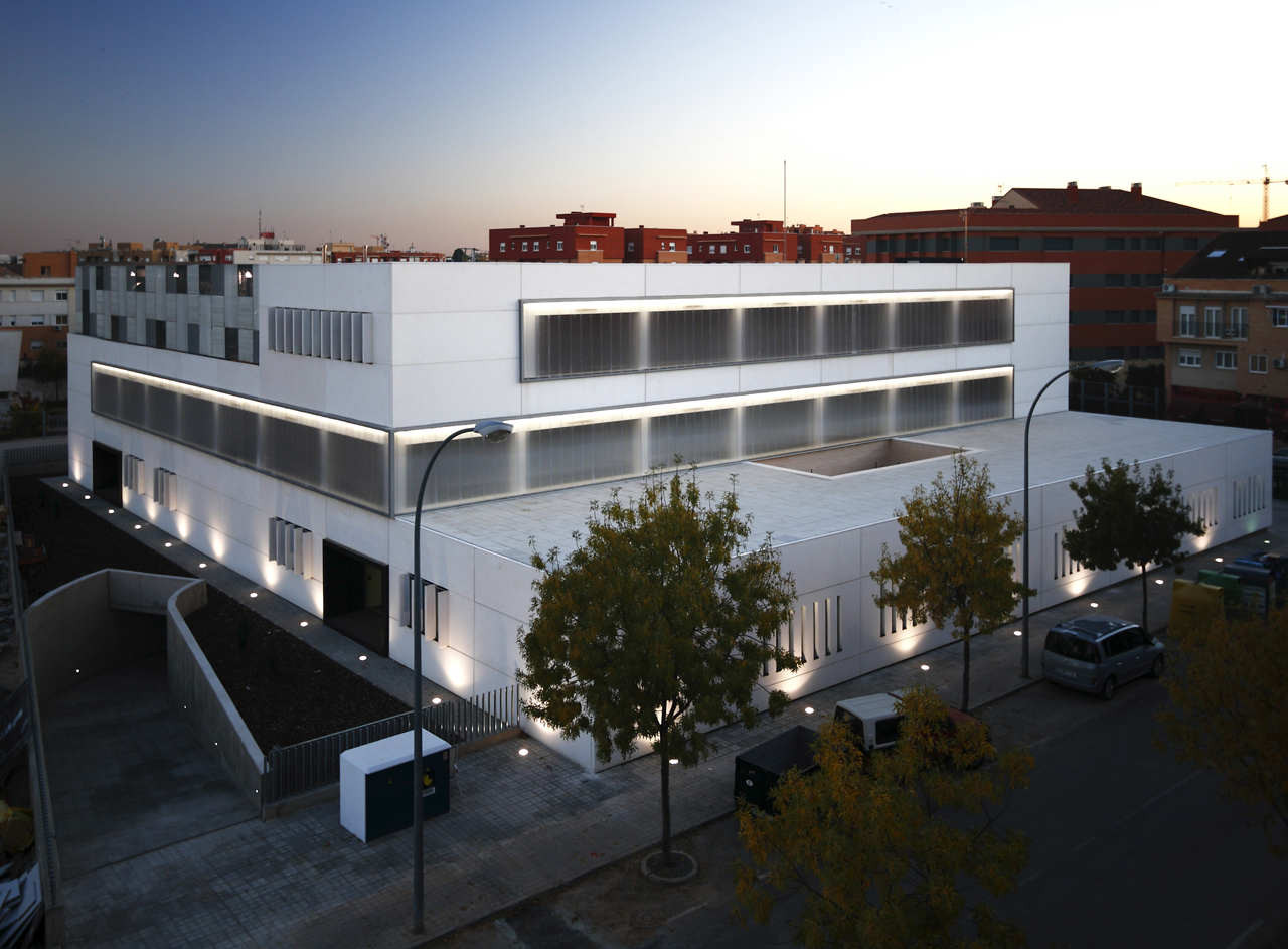 Health Center Of Ciudad Real / Arquitecnica, © Aitor Estevez Olaizola