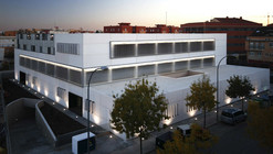 Health Center Of Ciudad Real / Arquitecnica