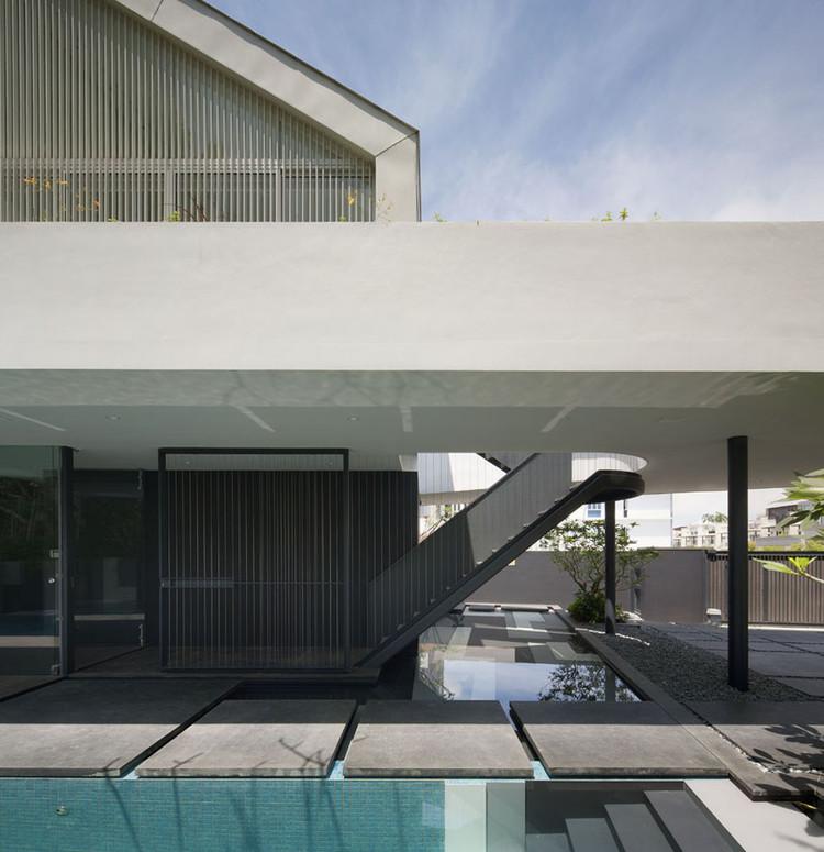 Casa Parque / Formwerkz Architects