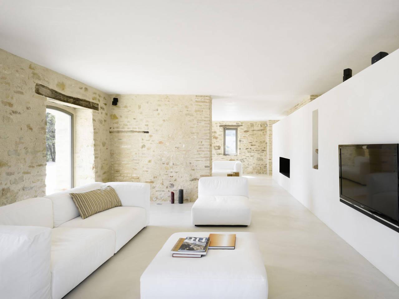 Gallery of House Renovation In Treia / Wespi de Meuron Romeo ...