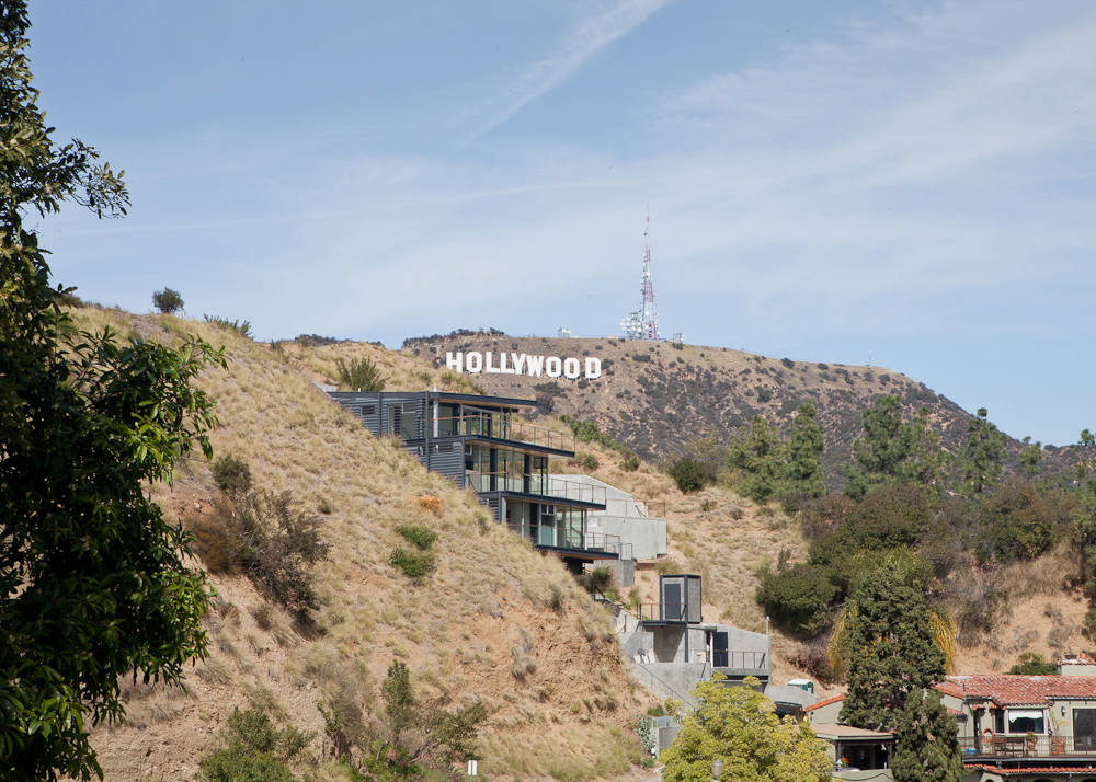 gallery of hollywood hills house francois perrin 7