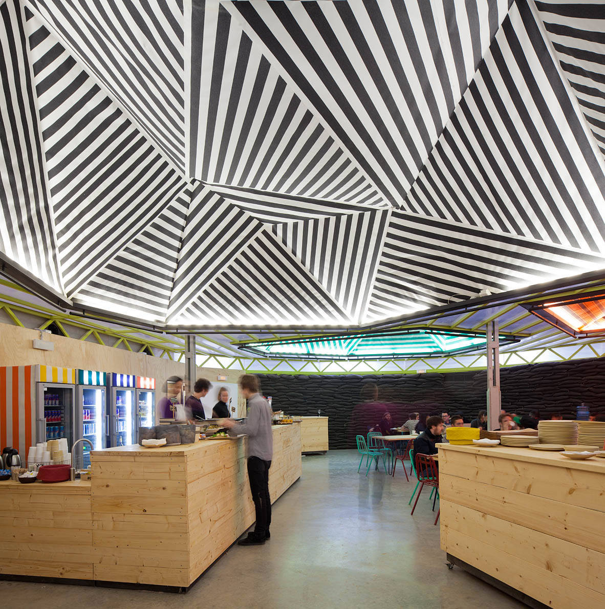Red Bull Music Academy / Langarita-Navarro Arquitectos, © Miguel de Guzmán