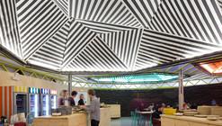 Red Bull Music Academy / Langarita Navarro Arquitectos