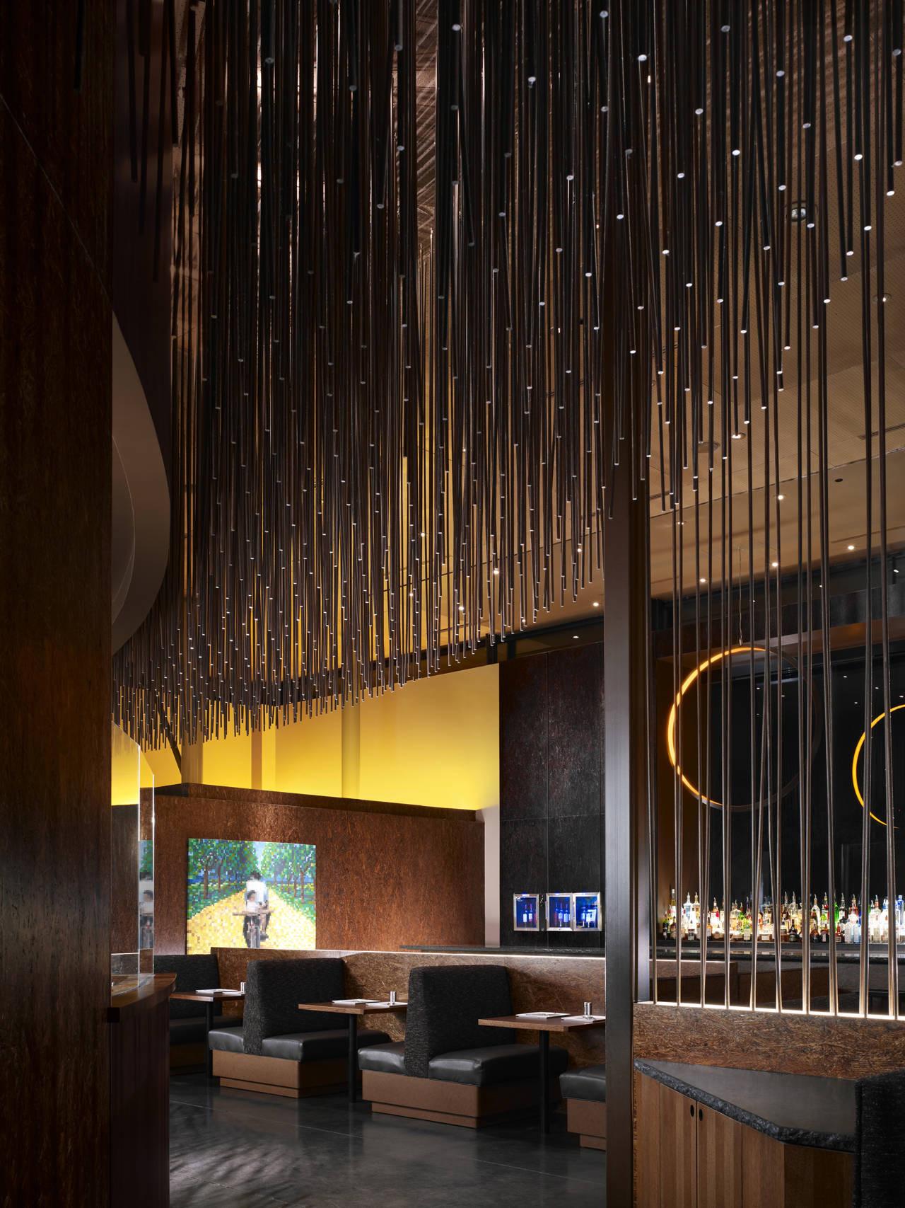 Cafe 501 / Elliott + Associates Architects, © Scott McDonald