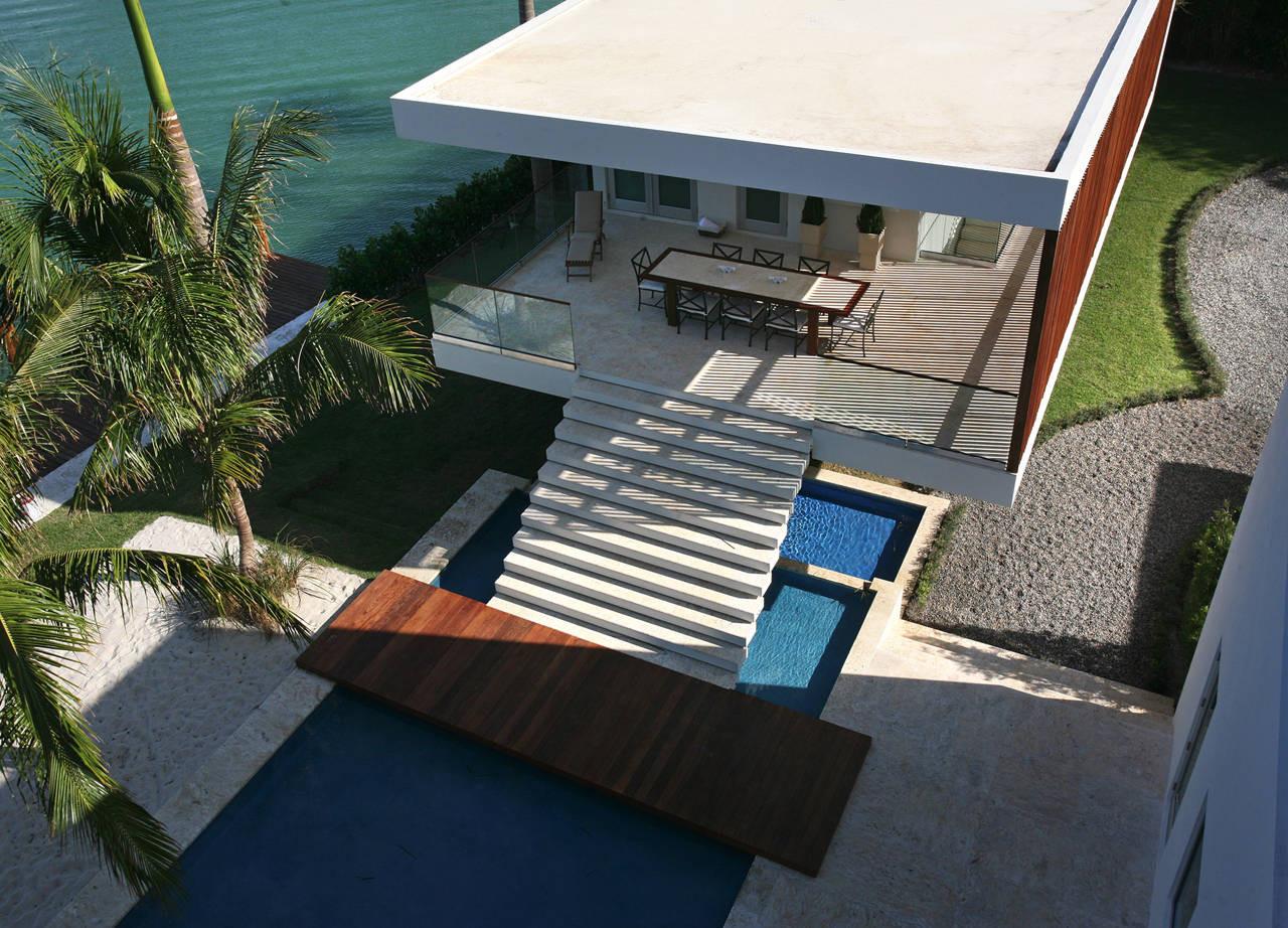 Exceptional Private Residence In La Gorce / Touzet Studio Idea
