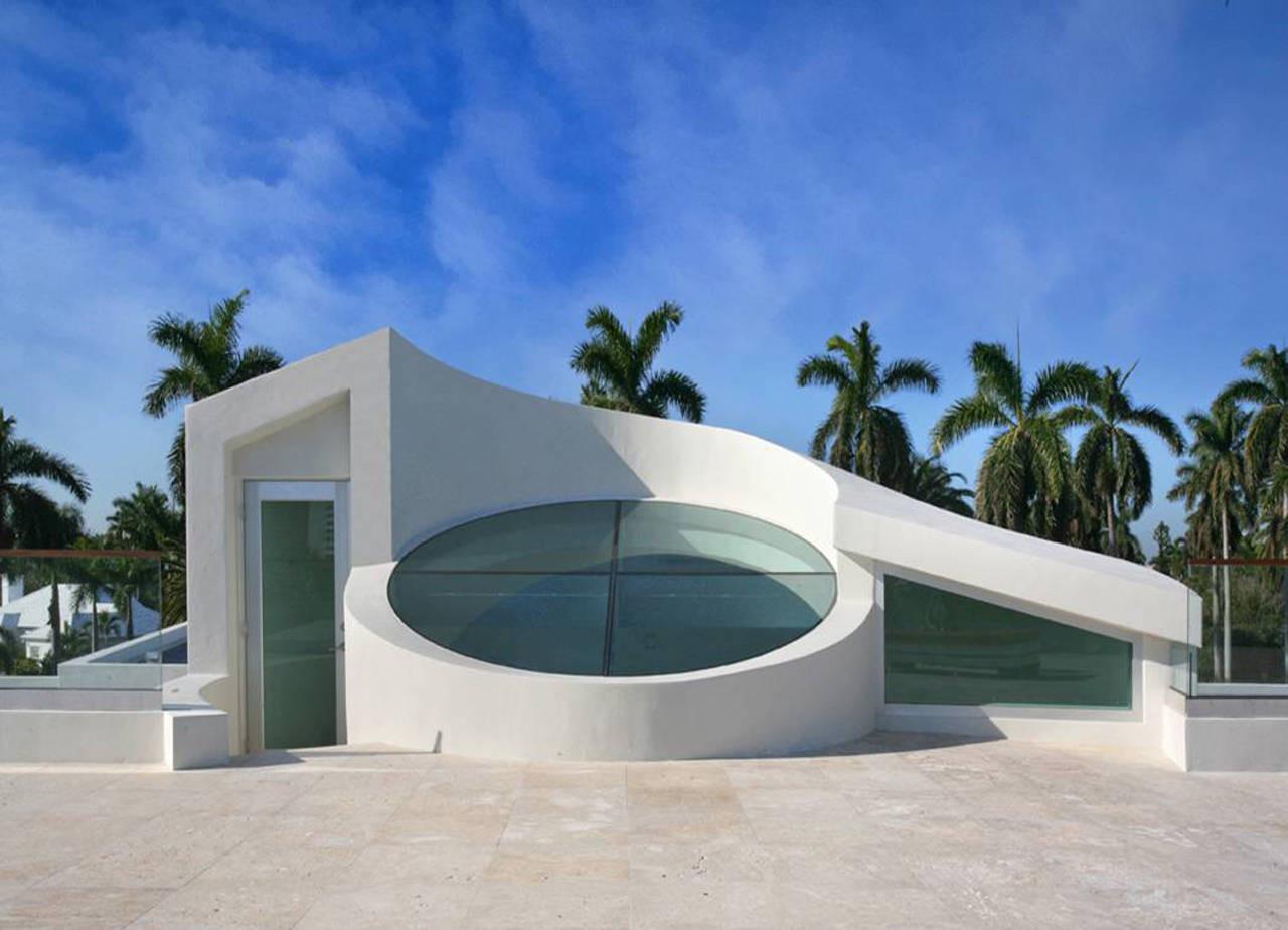 Captivating Private Residence In La Gorce / Touzet Studio Design