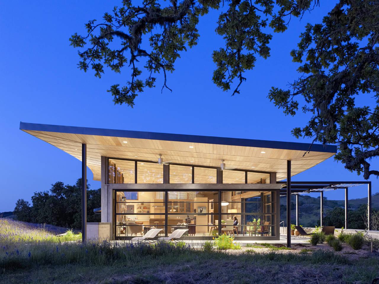 Gallery of Caterpillar House / Feldman Architecture - 2