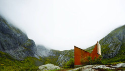 Reststop Akkarvikodden / Manthey Kula Architects