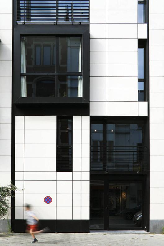 24 Rue Saint - Boniface / BoP Architecture, © Tim Van de Velde