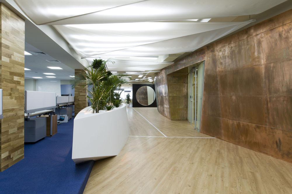 Yandex Odessa Office / Za Bor Architects, © Peter Zaytsev