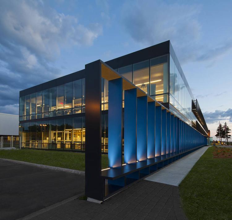 Pfizer Canadá / Menkès Shooner Dagenais Le Tourneux Architectes