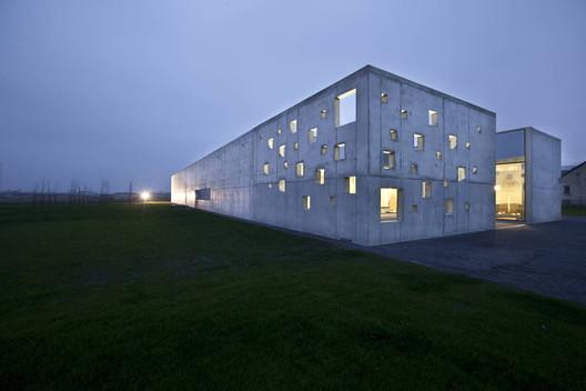 crematorium architectural bureau g natkevicius. Black Bedroom Furniture Sets. Home Design Ideas