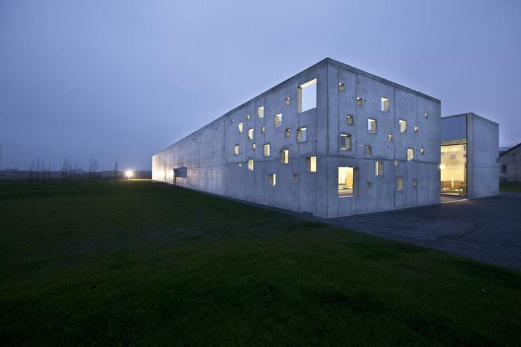 Crematorium / Architectural Bureau G.Natkevicius & Partners, © G.Česonis