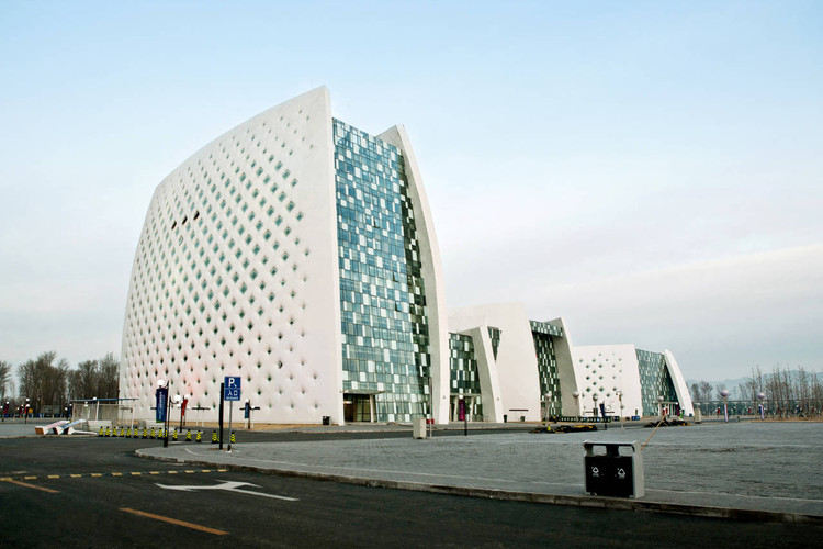 7th International Strawberry Symposium / DADA Architectural Design + Planning