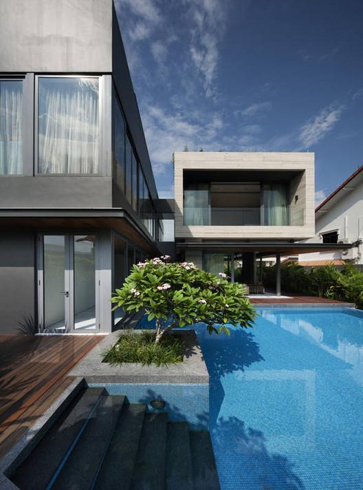 Travertine Dream House / Wallflower Architecture + Design | ArchDaily