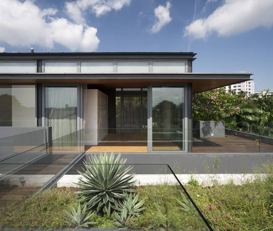 Gallery of Travertine Dream House / Wallflower Architecture + Design ...