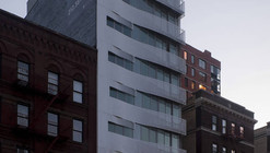 208 West 96th Street Residences / Arctangent Architecture + Design