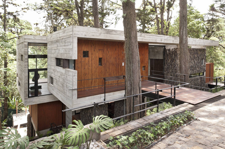 Corallo House / PAZ Arquitectura, © Andrés Asturias