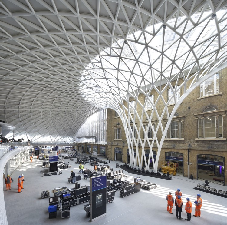 King's Cross Station / John McAslan + Partners, © Hufton+Crow