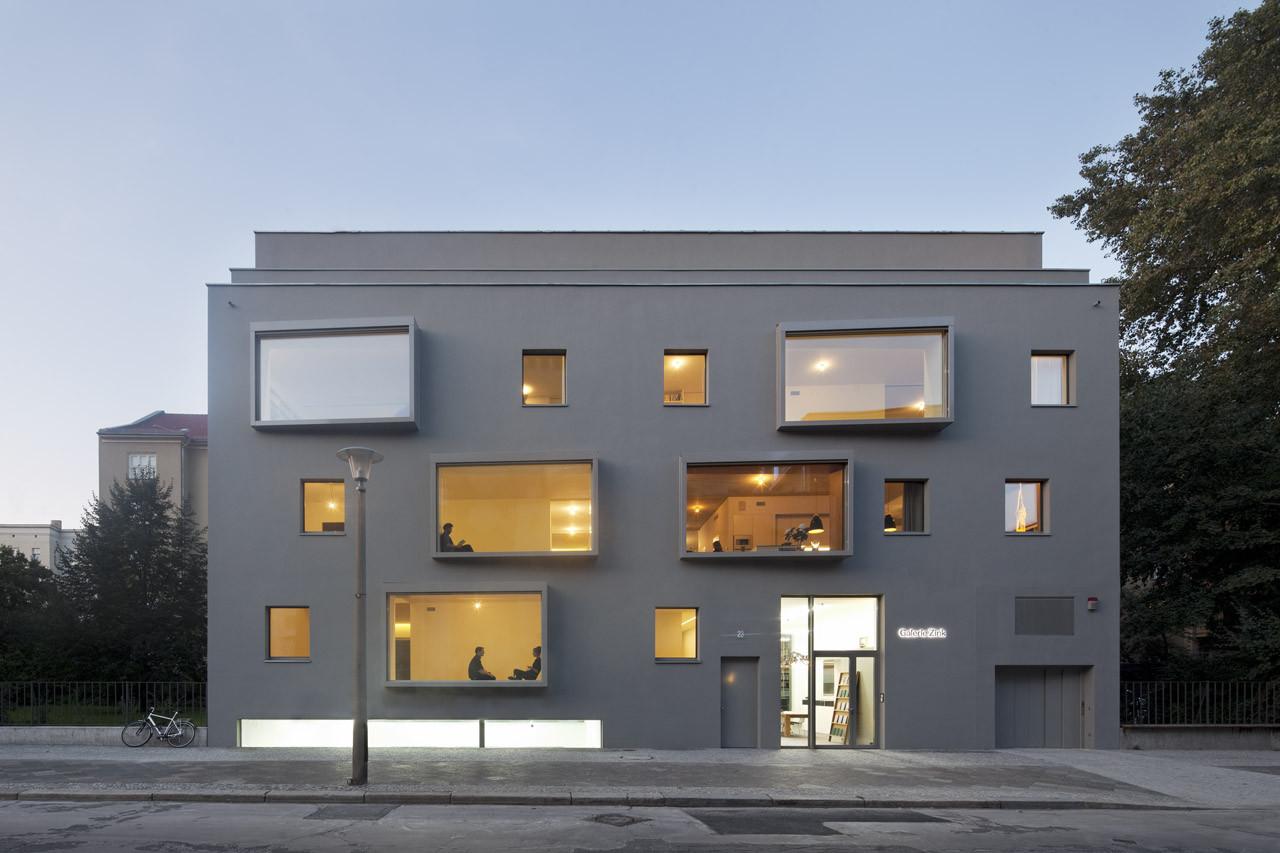 Architekt In Berlin gallery of contemporary building in berlin bco architekten 6