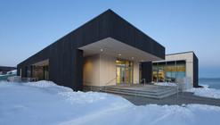 Conan Library and City Hall of Ville de La Malbaie / ACDF* + Bisson + Desganés Architectes in Consortium