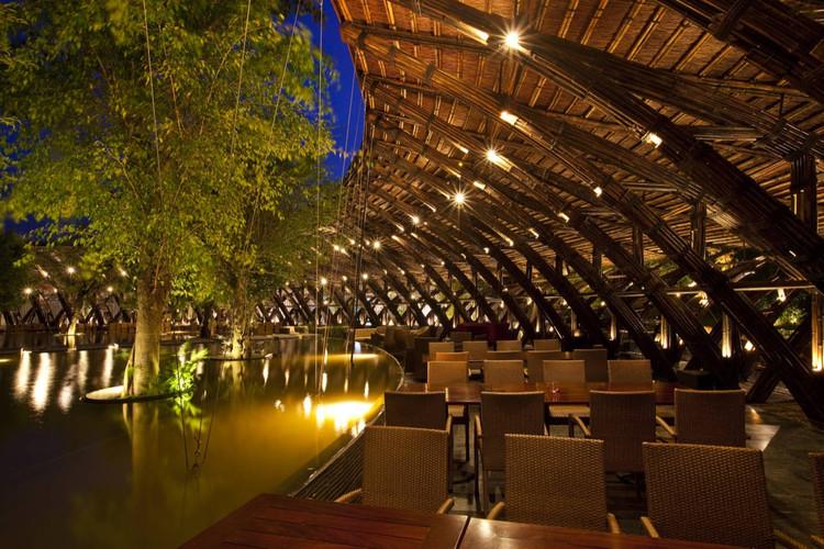 Bamboo Wing / VTN Architects, © Hiroyuki Oki