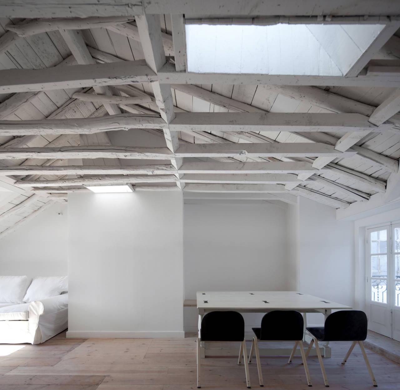 Baixa House / Jose Adriao Arquitectos, © FG+SG