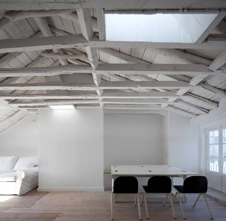 Baixa House / Jose Adriao Arquitectos, © Fernando Guerra |  FG+SG