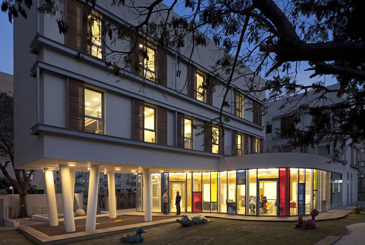 SACH / Herszage & Sternberg Architects, © Shai Epstein