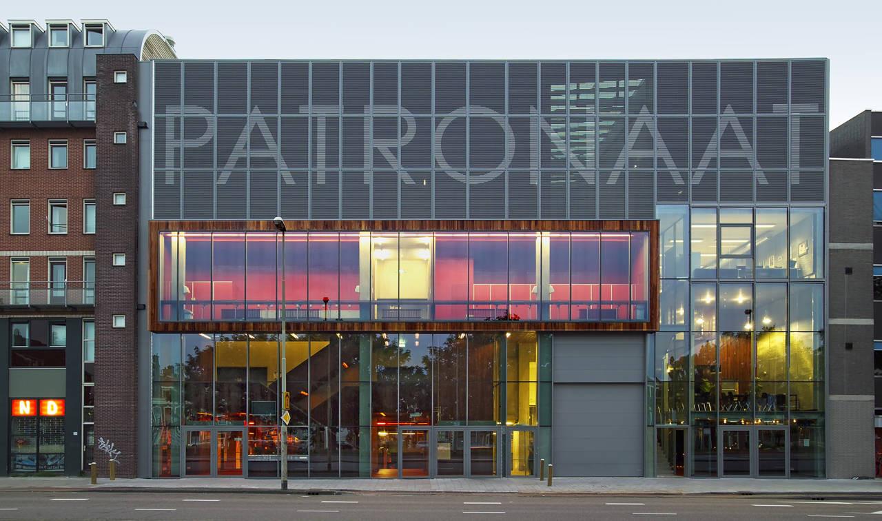 Haarlems Pop Music Venue Patronaat / diederendirrix, © Arthur Bagen