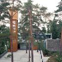 Mortensrud church / JSA