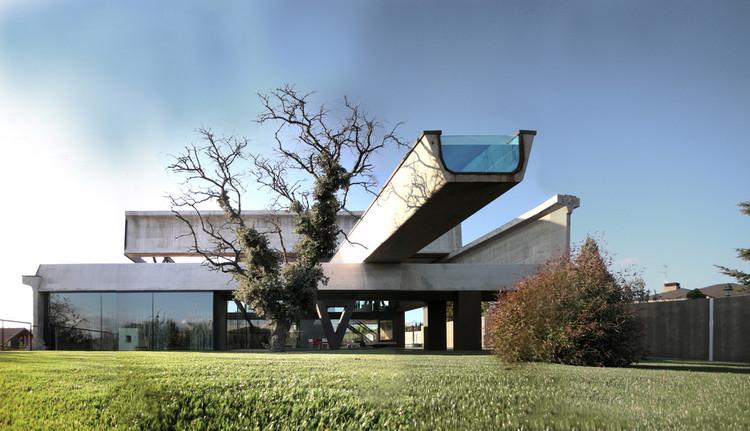 Hemeroscopium House / ENSAMBLE STUDIO, Courtesy of Ensamble Studio