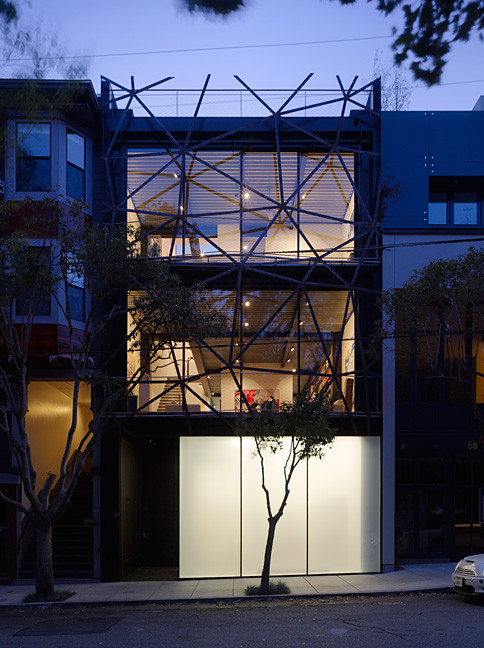 Gallery House / Ogrydziak Prillinger Architects, © Tim Griffith