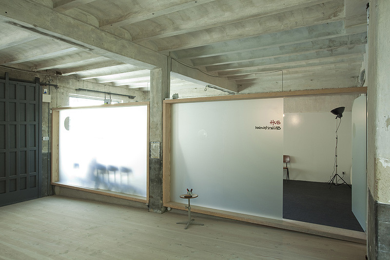 Gallery of hub offices in madrid ch qs arquitectos 11 - Arquitectos madrid 2 0 ...