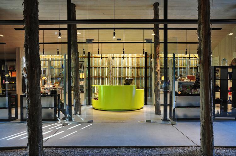 Yew Dell Gardens Visitor Center / De Leon & Primmer Architecture Workshop, © Roberto de Leon