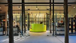 Yew Dell Gardens Visitor Center / De Leon & Primmer Architecture Workshop