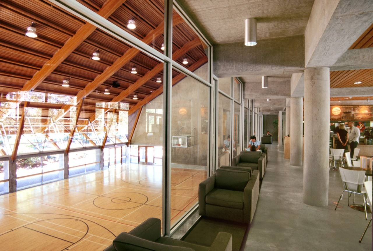 Gallery of gleneagles community center patkau architects 4 for Pool design vancouver