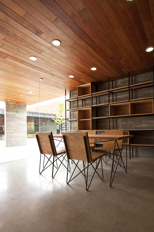 gallery of culinary art school gracia studio 11. Black Bedroom Furniture Sets. Home Design Ideas