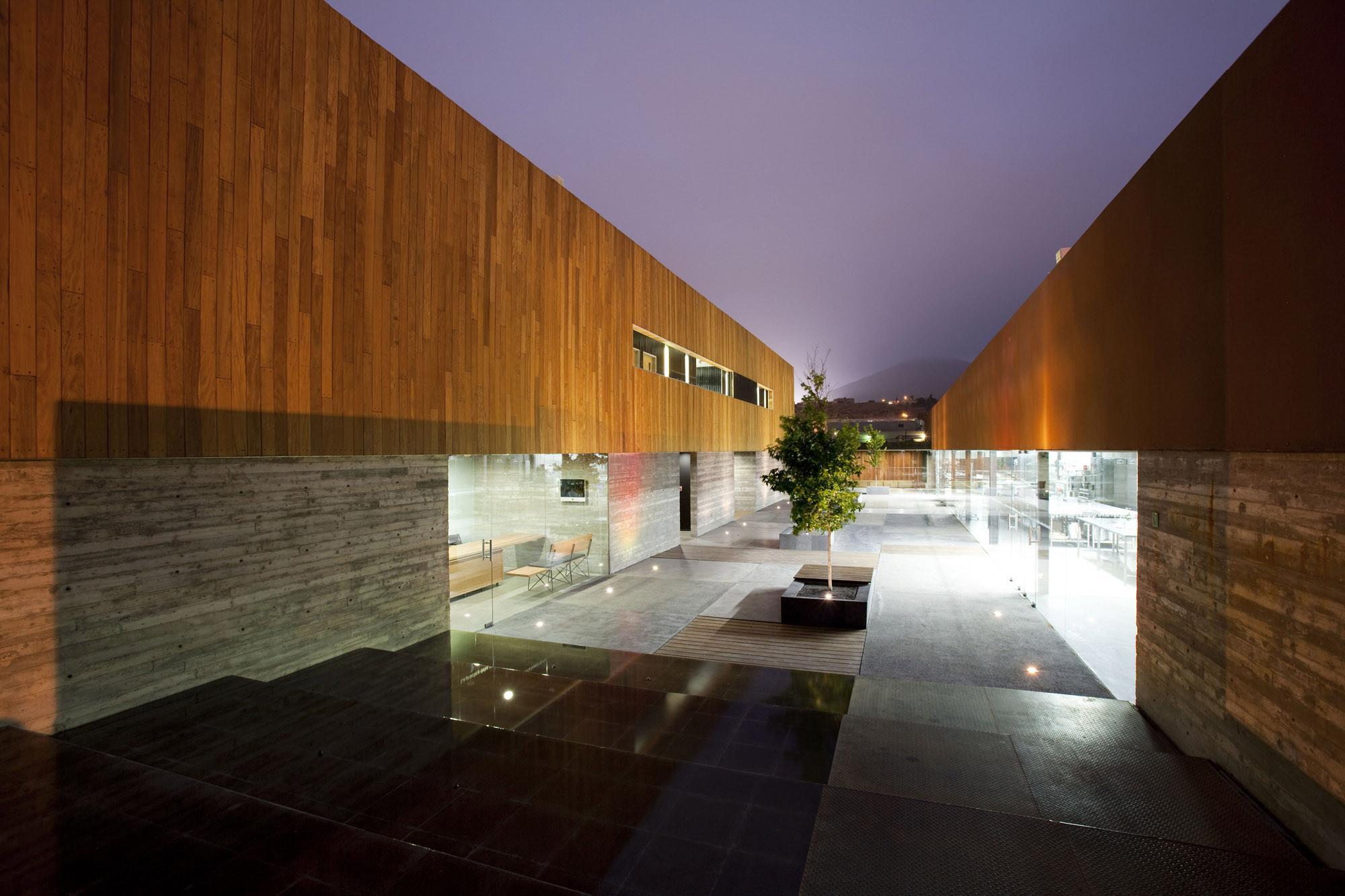 Culinary Art School / Gracia Studio, © Luis Garcia