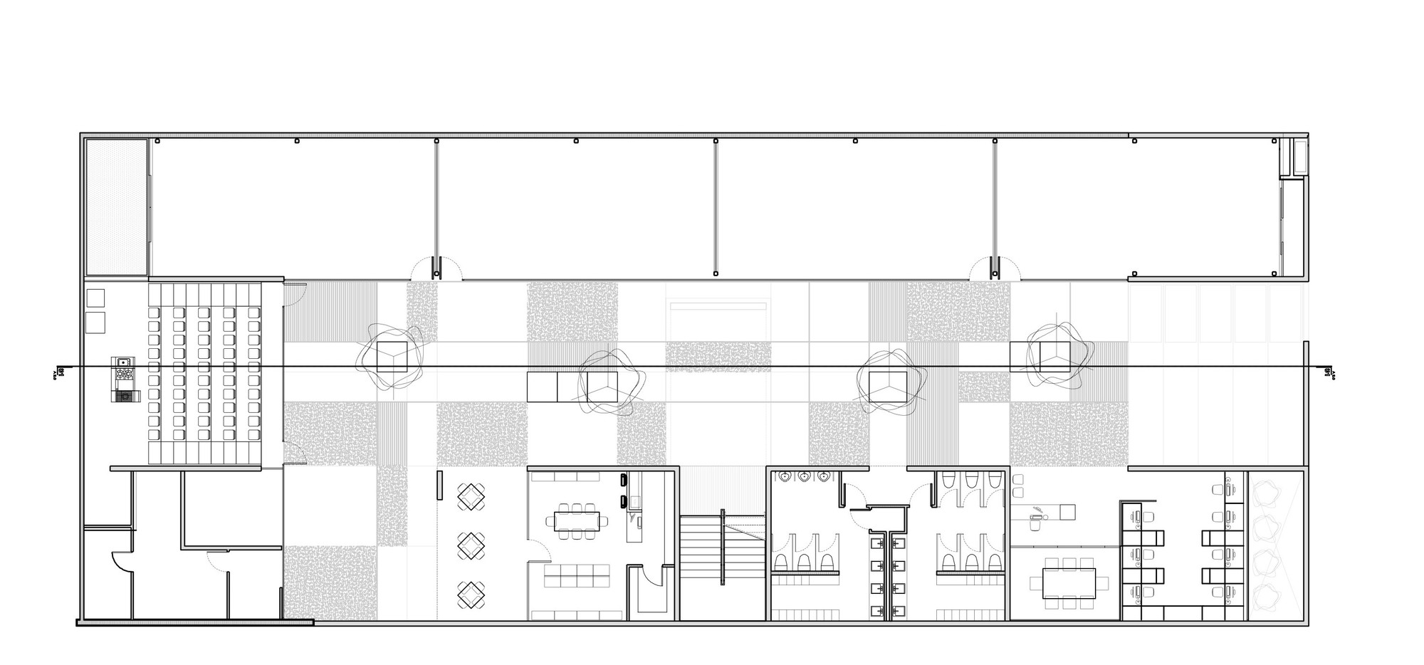 Louis Kahn Floor Plans Gallery Of Culinary Art School Gracia Studio 18