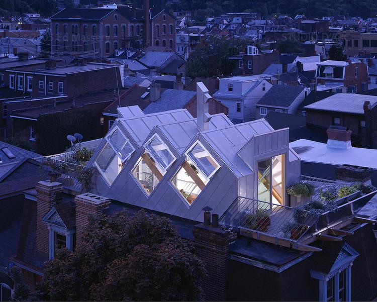 Urban Biophillic Pavilion / studio d'ARC