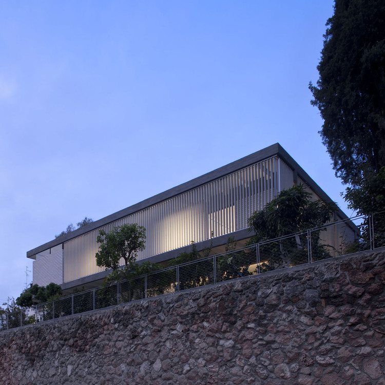 The Rechter House / Pitsou Kedem Architects, © Amit Geron