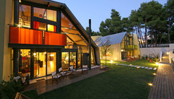 Two Houses In Anixi / React Architects